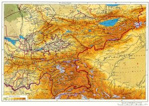 Central Asian Transboundary Speleo Project