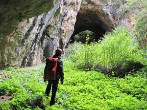SPELEOLOGICAL EXPEDITION IN MOLDO-TOO