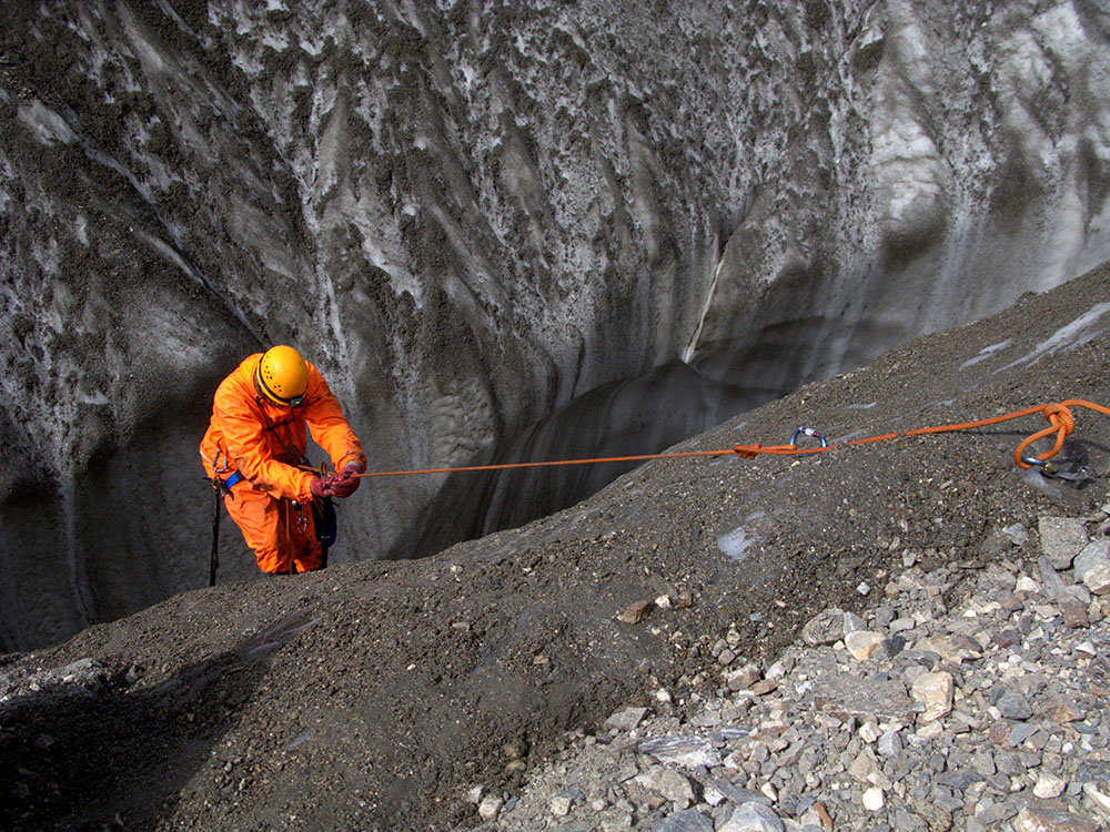EXTREME GLACIAL PROJECT