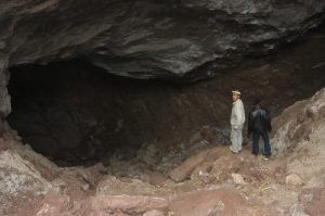 Speleological expedition to the salt caves of southern Tajikistan. First half of September, 2021